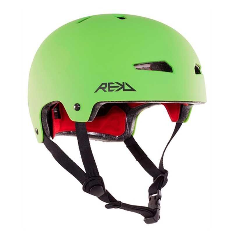 Rekd Elite Lime/ Black Helmet