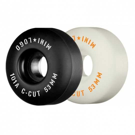 Mini Logo C-Cut 53mm Skateboard Wheels