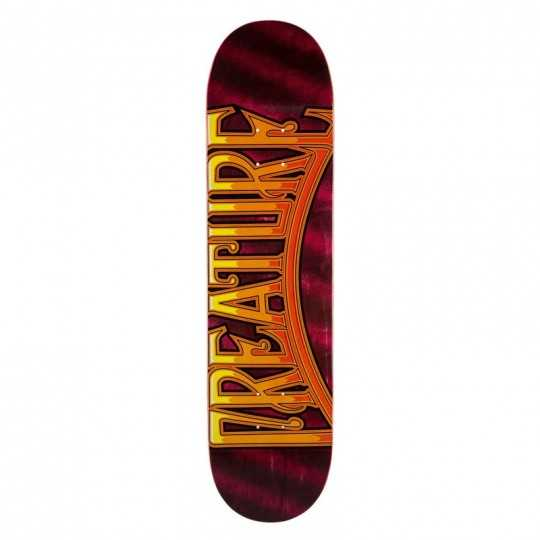 "Creature Club Plaquer 8.25"" Skateboard Deck"