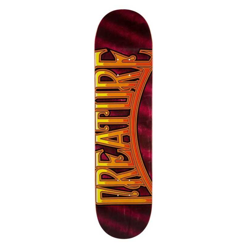 "Creature Club Plaquer 8.25"" Plateau Skateboard"