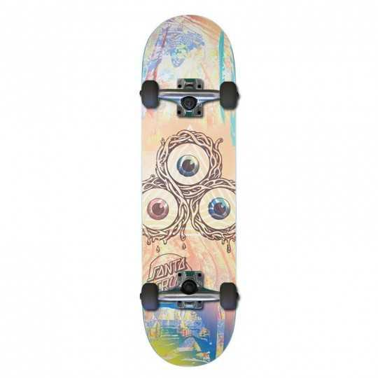 """Santa Cruz Everslick Til The Day 8.25"""" Skateboard Complet"""