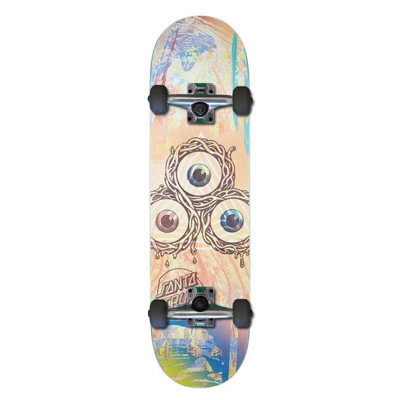 "Santa Cruz Everslick Til The Day 8.25"" Complete Skateboard"