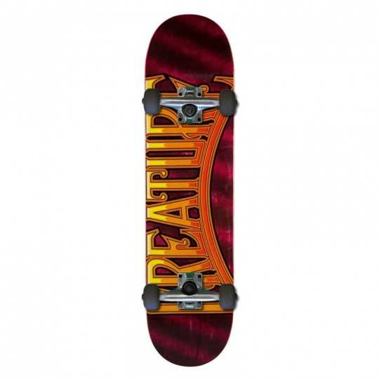"Creature Club Plaquer 8.25"" Skateboard Complet"