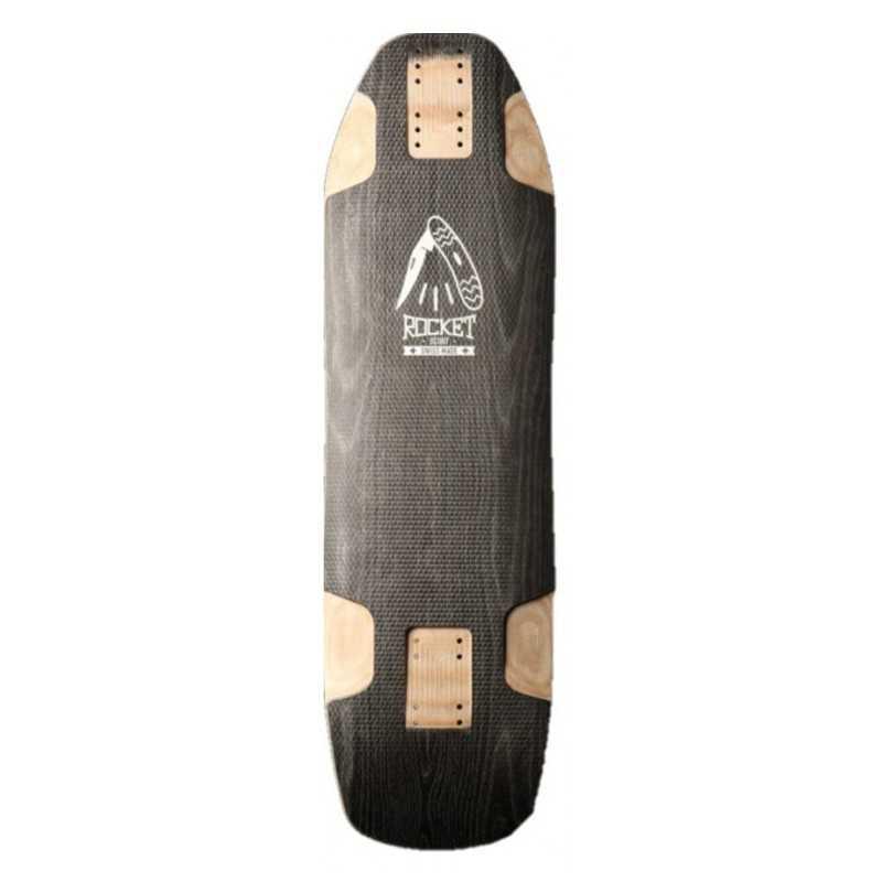 Rocket Scout Longboard Deck