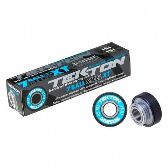 Seismic Tekton 7-Ball 8mm XT Built-In Bearings
