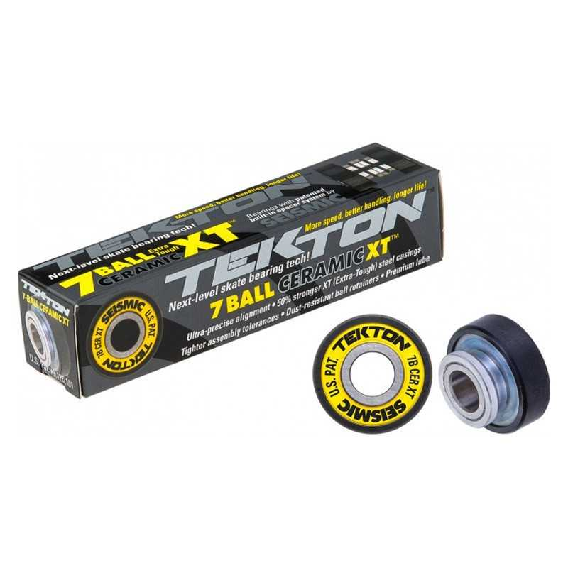 Seismic Tekton 7-Ball Ceramic XT Built-In Bearings
