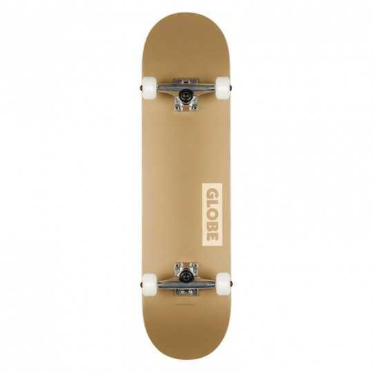 """Globe Goodstock 8.375"""" Sahara Complete Skateboard"""