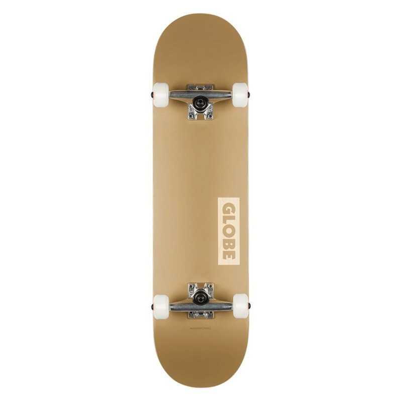 """Globe Goodstock 8.375"""" Sahara Skateboard Complet"""
