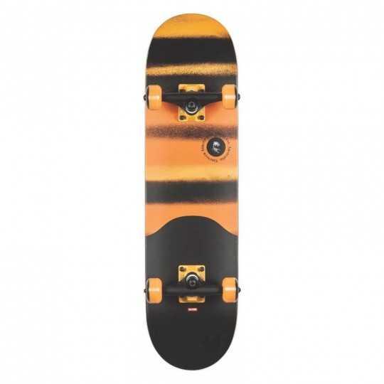 "Globe Argo Mid 7.6"" Golden Nugget Complete Skateboard"