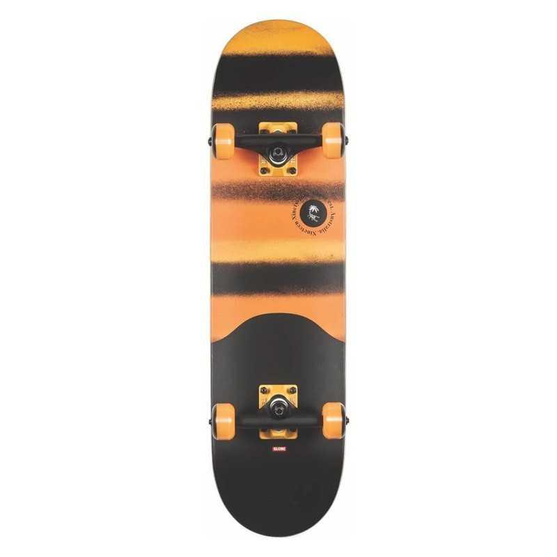 """Globe Argo Mid 7.6"""" Golden Nugget Skateboard Complet"""