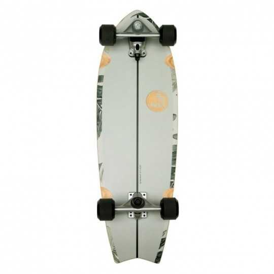 "Slide Fish 32"" Pavones Surfskate"