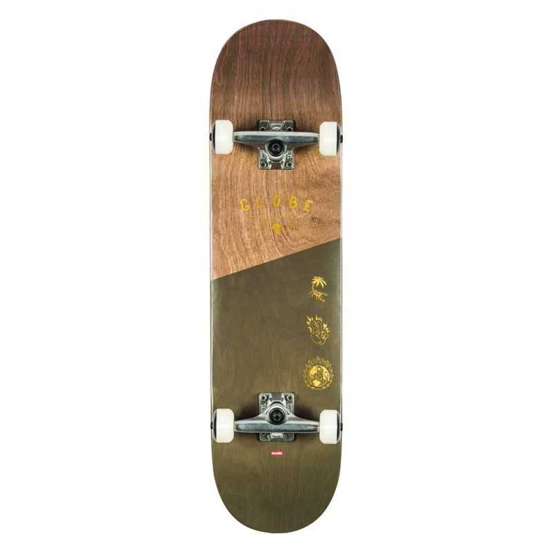"Globe G1 Insigna 8.25"" Complete Skateboard"