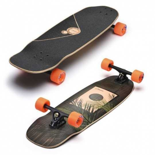 Loaded Omakase Palm Longboard Complet