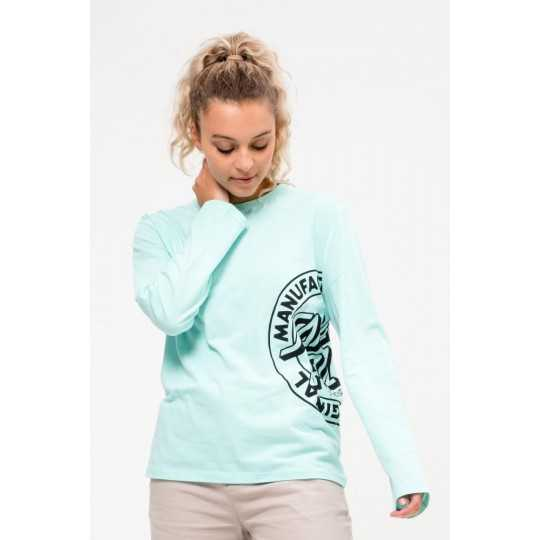 Santa Cruz MFG Dot Outline L/S Women T-Shirt