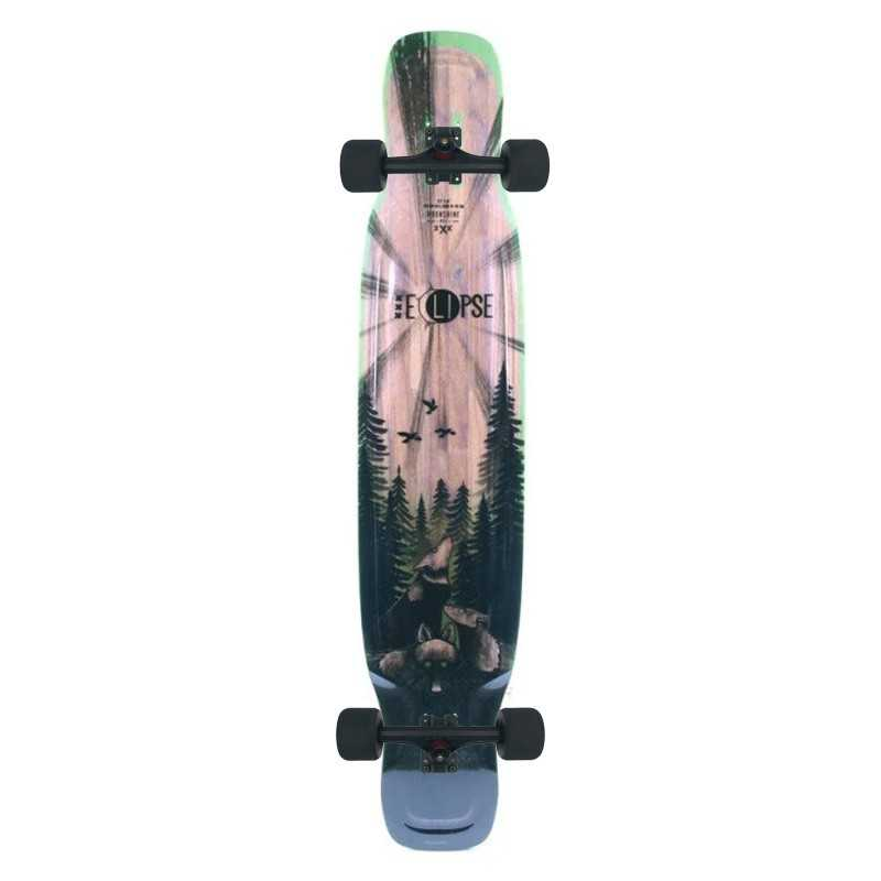 Moonshine Mfg Eclipse Longboard Complet
