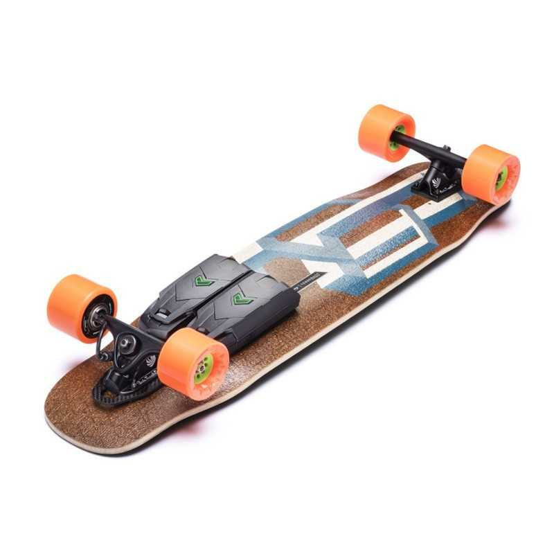Loaded x Unlimited Tesseract Cruiser E-Longboard