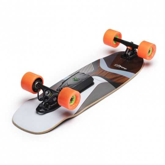 Loaded x Unlimited Omakase Canyon Solo E-Skateboard