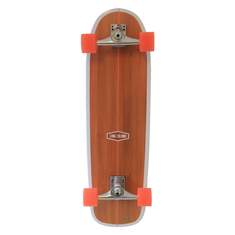 "Long Island Burst 33"" Surfskate"