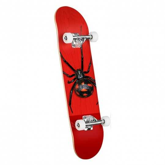"Mini Logo Black Widow 8"" Skateboard Complet"