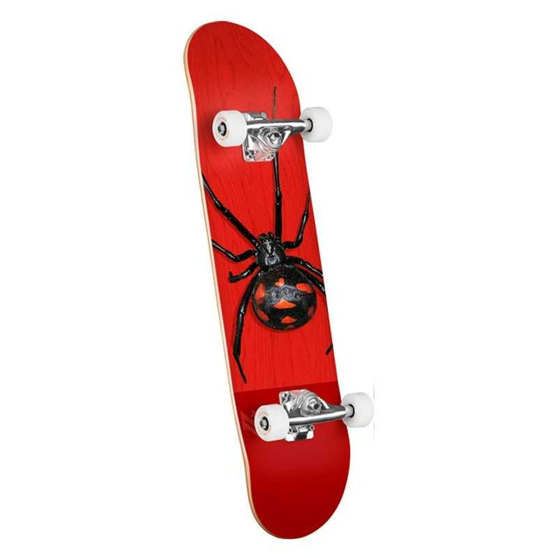 "Mini Logo Black Widow 8"" Complete Skateboard"