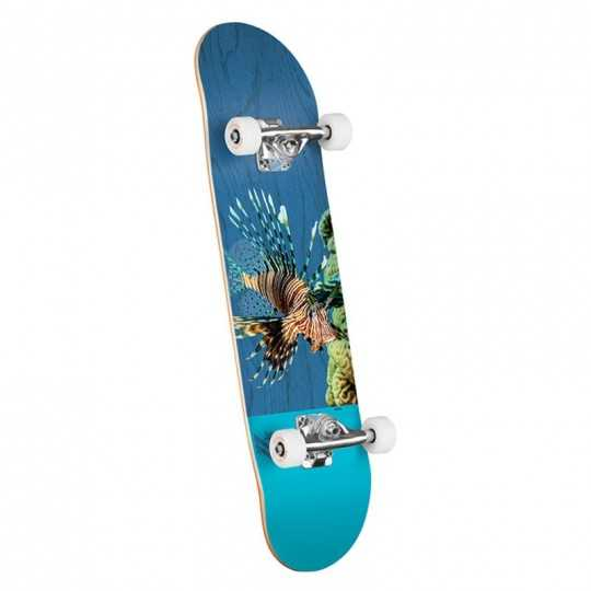 "Mini Logo Lion Fish 8"" Complete Skateboard"