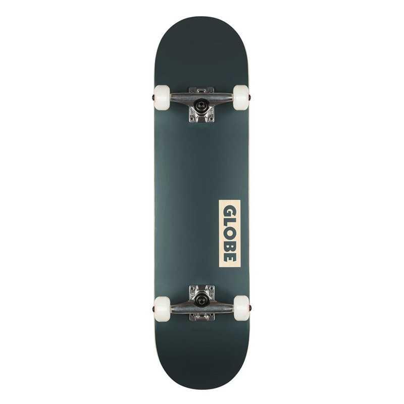"""Globe Goodstock 7.87"""" Navy Complete Skateboard"""