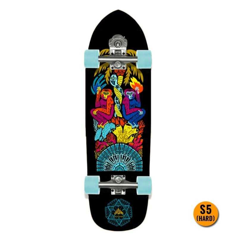 "Yow Marcos Navarro 32"" Surfskate"