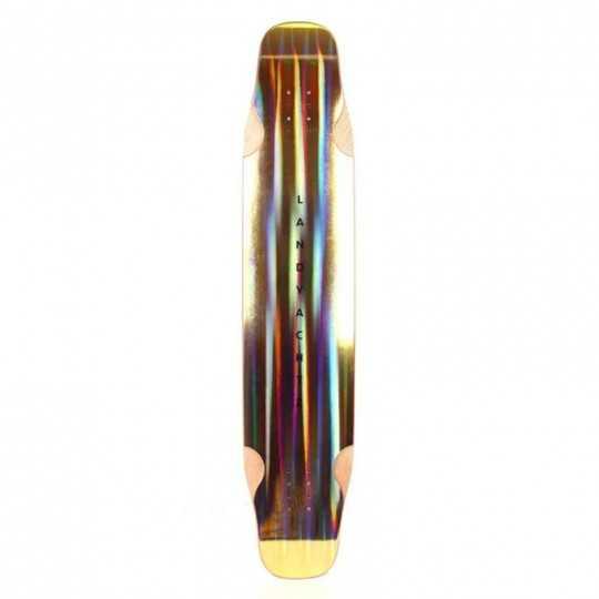 "Landyachtz Stratus 40"" Gold Longboard Deck"