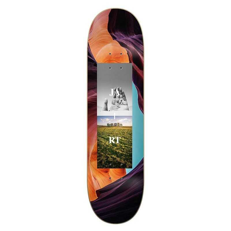 "Jart Array Stone 8"" LC Skateboard Deck"