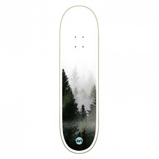 """Jart Foggy 8"""" HC Plateau Skateboard"""