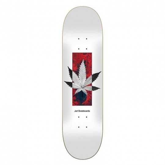 "Jart Abstract 8.375"" HC Plateau Skateboard"