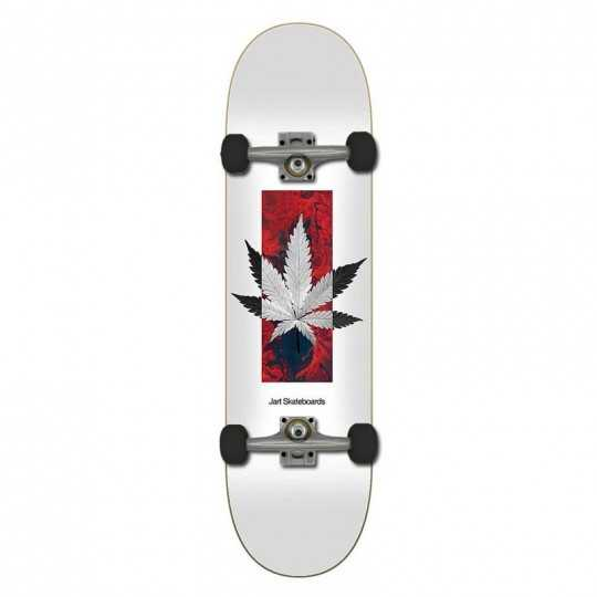 "Jart Abstract 8.375"" HC Complete Skateboard"