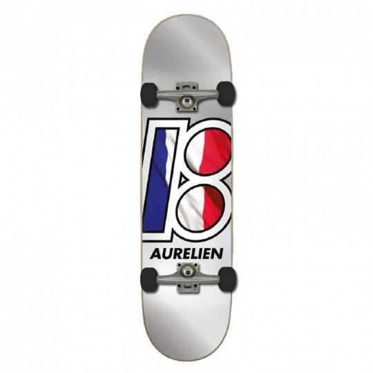 "Plan B A Giraud 8"" Global Complete Skateboard"