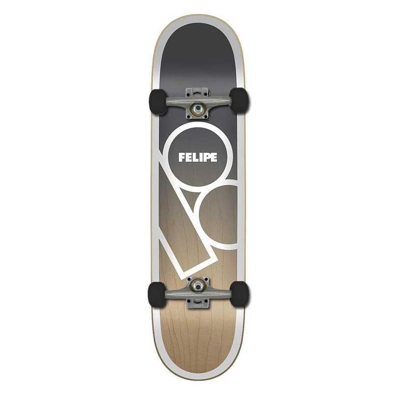 "Plan B Felipe 8.25"" Andromeda Skateboard Complet"