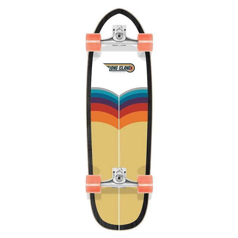 "Long Island Trestles 34"" Surfskate"