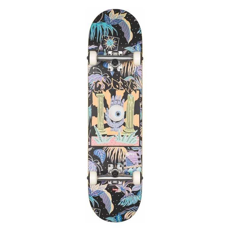 "Globe G1 Stay Tuned 8"" Skateboard"