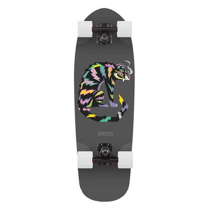 "Landyachtz Dinghy Blunt Hyena 28.5"" Cruiser Skateboard"