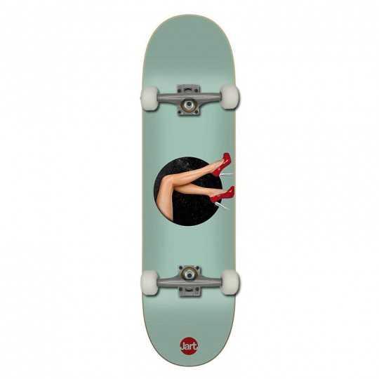 """Jart Dimension 7.75"""" HC Complete Skateboard"""