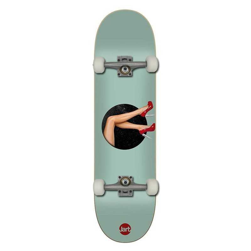 "Jart Dimension 7.75"" HC Skateboard"