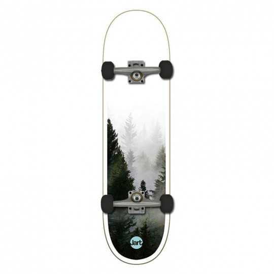 "Jart Foggy 8"" HC Complete Skateboard"