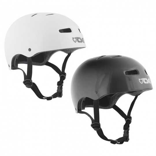 TSG Skate BMX Injected Black Helmet