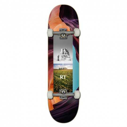 "Jart Array Stone 8"" LC Skateboard"