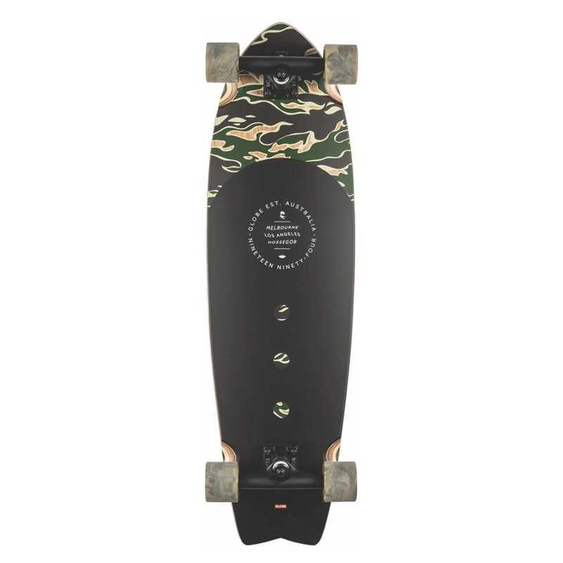 "Globe Chromatic 33"" Tiger Camo Cruiser"