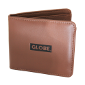 Globe Corroded II Wallet Brown