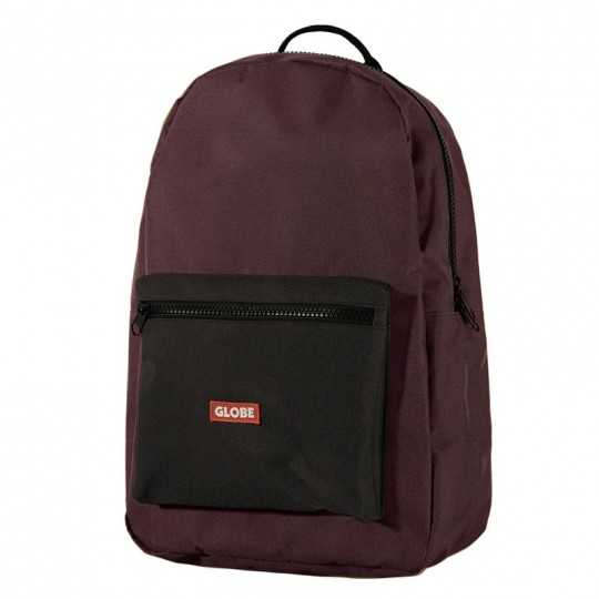 Globe Deluxe Backpack Berry