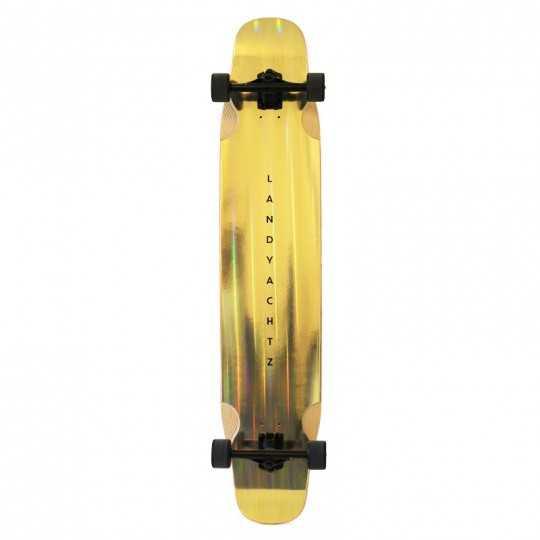 "Landyachtz Stratus 46"" Gold Longboard Complet"