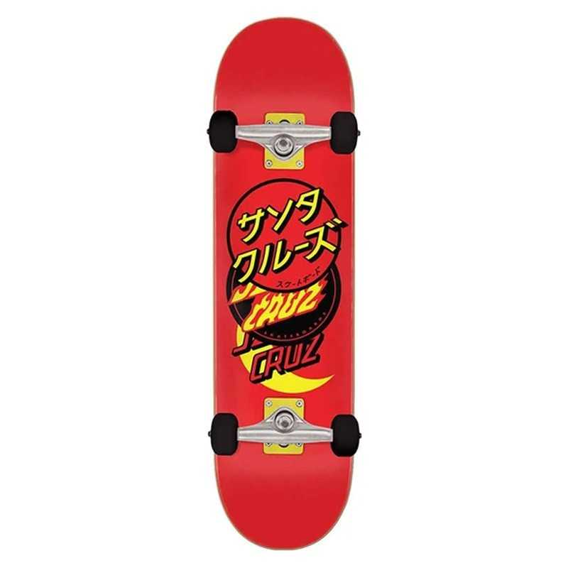 "Santa Cruz Group Dot Full 8"" Skateboard"