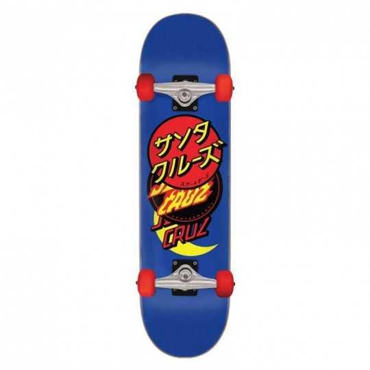 "Santa Cruz Group Dot 8.25"" Skateboard"