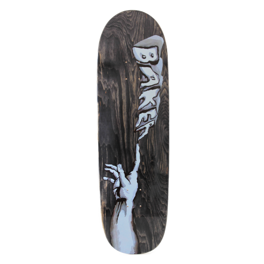 "Baker Creation Shaped 9.25"" Plateau Skateboard"