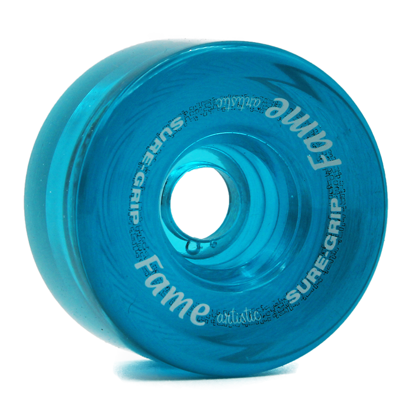 Sure-Grip Fame Artistic 57mm Roller Skate Wheels